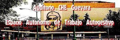 Acuerdos de la Asamblea en la Facultad de Filosofía y Letras de la UNAM en torno al Auditorio Che Guevara