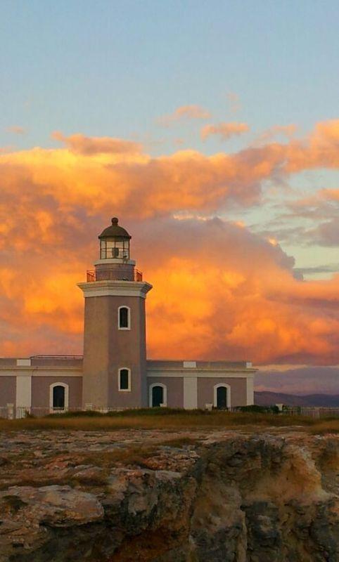 Puerto Rico Lighthouse, Cabo Rojo