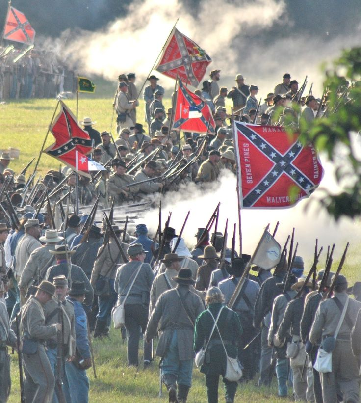 a history of the battle of gettysburg n the american civil war The civil war begins fort the south as the confederates are defeated at the battle of gettysburg in history place main page | american.