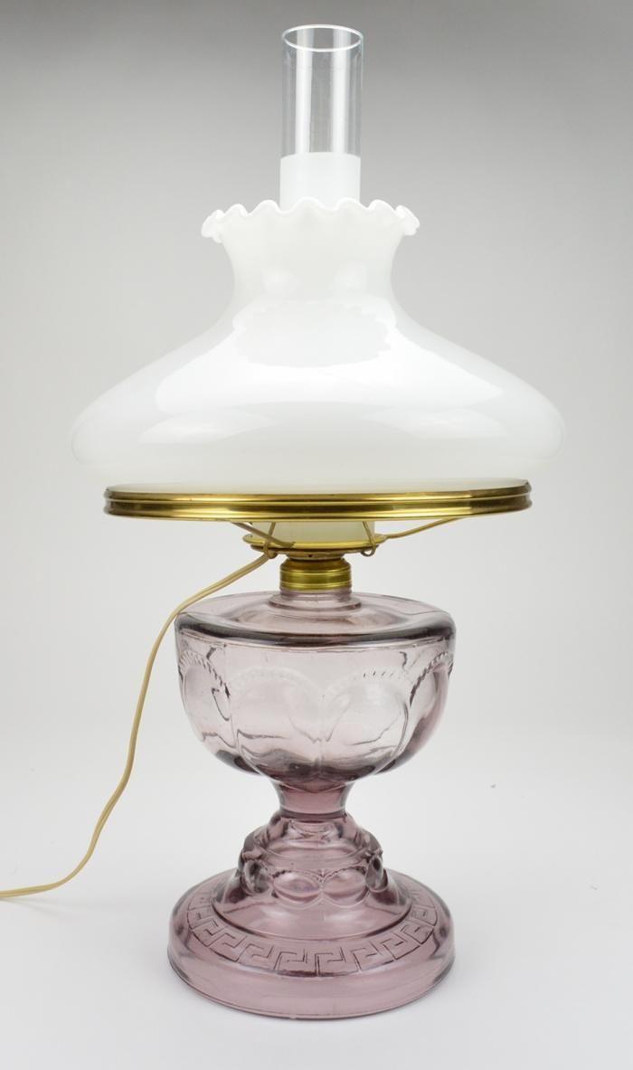 Antique Hurricane Lamps  Glass Hurricane Lamp Shades