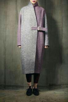 Grey and violet color mash