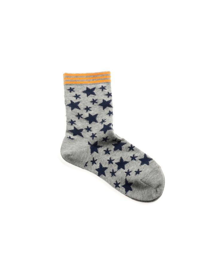 SPORTY STAR ankle sock
