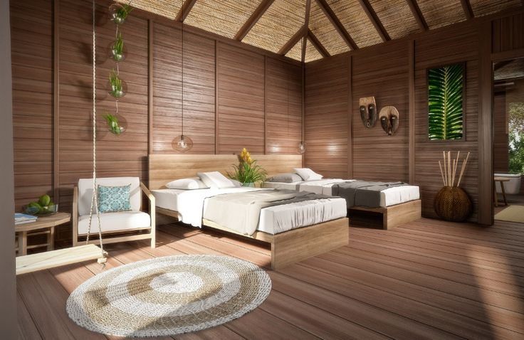 Kuda Laut Boutique Dive Resort . Visualization Superior Room . opening july 2017 . Celebes Divers