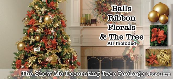 christmas tree decoration kit  Rainforest Islands Ferry