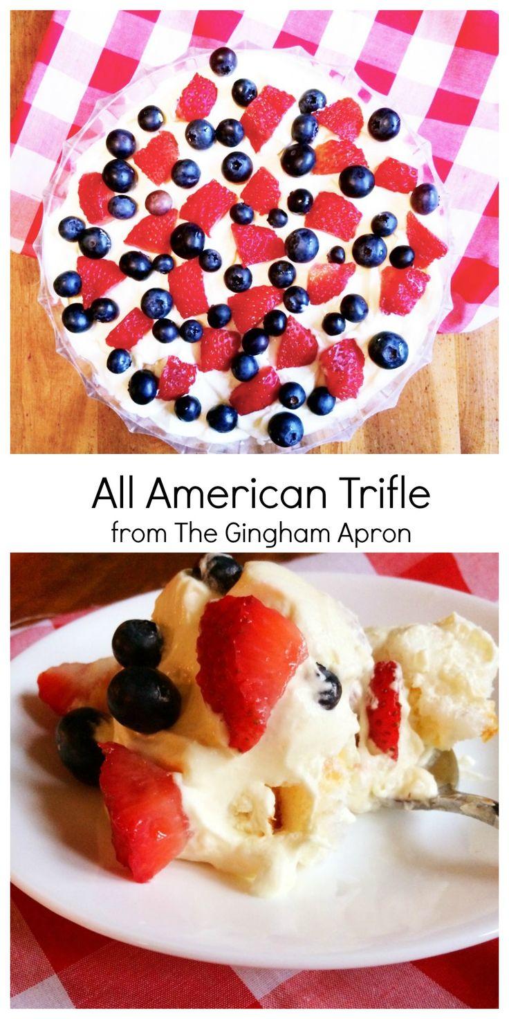 easy yummy fourth of july desserts