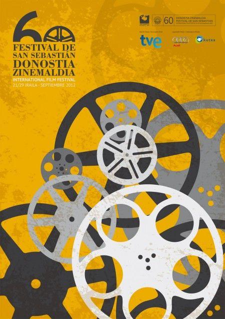 San Sebastian Film Festival :: Poster Competition 2012 :: CINEMA TIMES