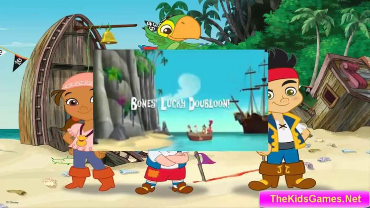 Jake and the NeverLand Pirates Misty's Magical Mix Up! Bones' Lucky Doub...