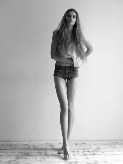So skinny, so beautiful.