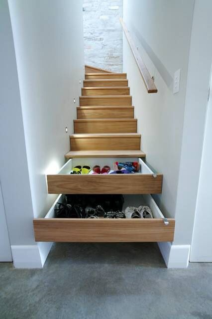 Cool Home Stuff Hidden Staircase Storage Christmasgift Whynot