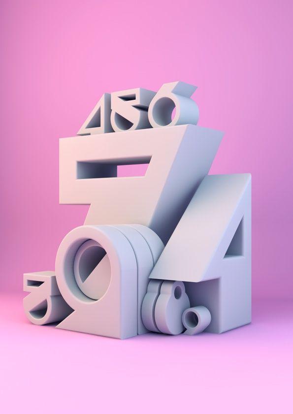cinema 4d 3d typography pinterest typography inspiration and cinema 4d