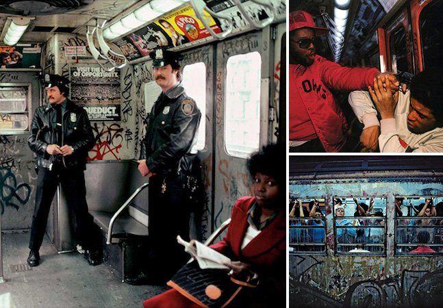 Nova York é ainda hoje um ponto chave em termos de cultura urbana e isso se estende à street art, com propostas criativas que estimulam o resto do mundo. Mas houve um tempo em que o politicamente correto não tinha lugar e a cidade era tomada pelo graffiti caótico, nem sempre ao ar livre, pelos estilos excêntricos e até pelo crime e violência. Vale a pena recordar alguns dos incríveis registros fotográficos da altura. Enquanto a influência criativa da cidade se mantém, é inegável que ela tem…