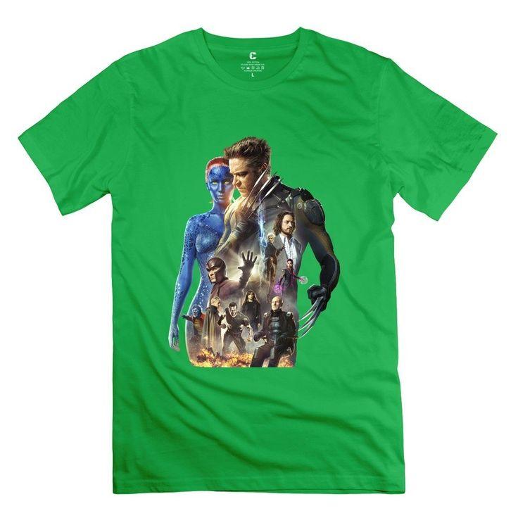 Lady X Men Day Of Future Custom Nice Black T-Shirt By RRG2G ...