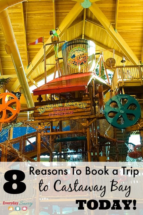 8 Reasons to Book a  Trip to Castaway Bay Today Plus and Exclusive Discount Code