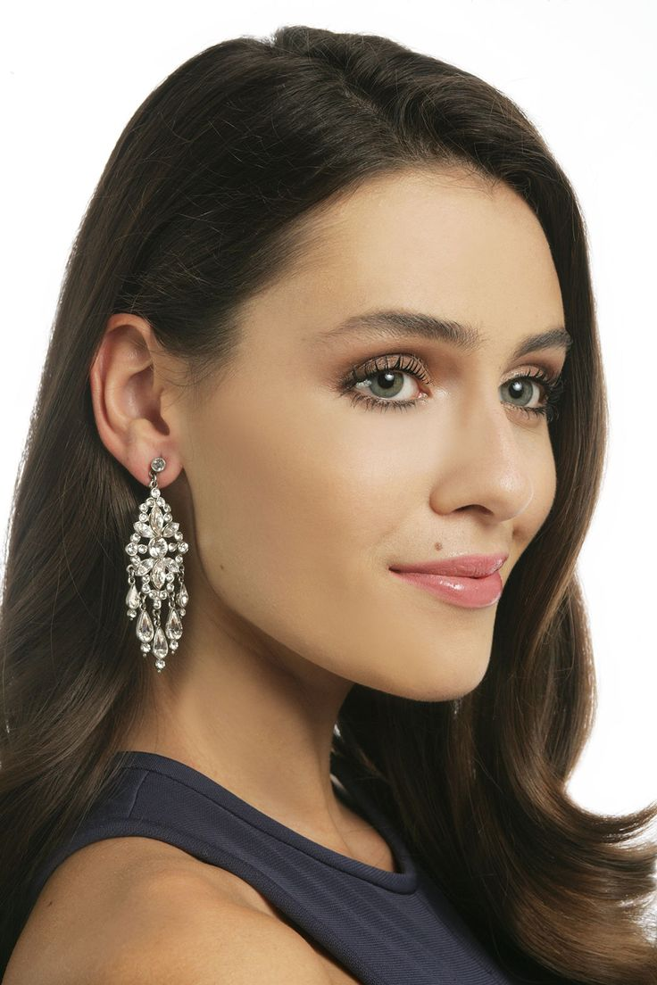 117 best s wedding events images on pinterest wedding events clara chandelier earrings arubaitofo Images