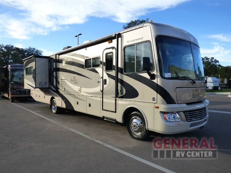 Used 2011 Fleetwood Rv Bounder Classic 36r Motor Home Class A At General Rv Dover Fl