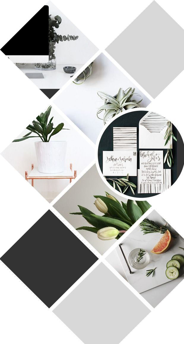 April Moodboard // Sunday Design Studio
