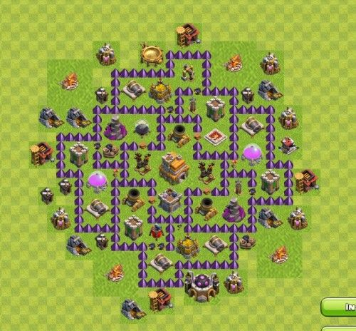 clash of clans# coc