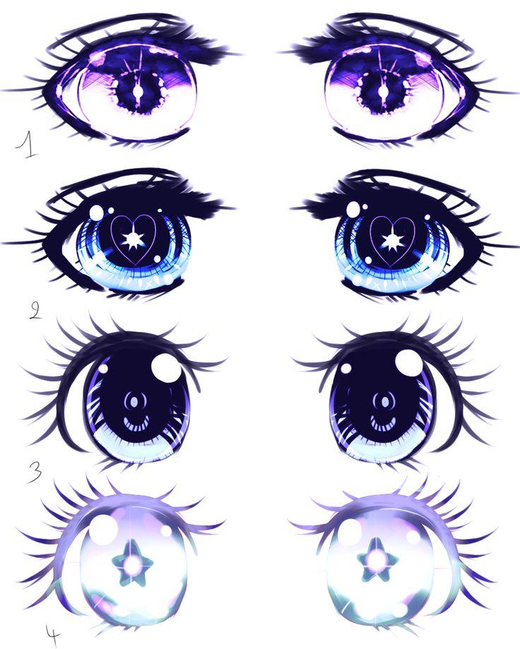 Eyes Shojo manga example by Kirimimi.deviantart.com on @deviantART …