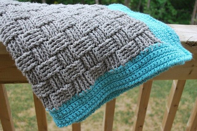 This pattern is really simple and fast! It's quite hard to believe that such a nice looking blanket could be so easy to make! The texture created by this stitch suggests softness. This Basket Weave Baby Blanket by Dot Matthews looks so warm and cozy! If you're aiming to make a baby blanket using this …