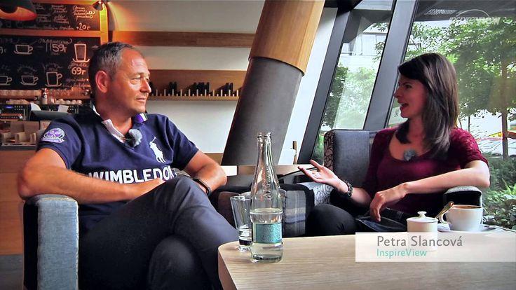 """Jan Mühlfeit: """"Manažeři by měli meditovat"""""""