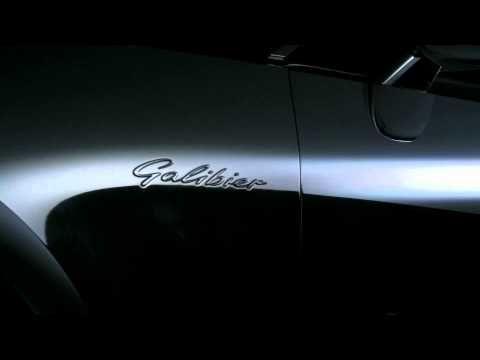 Bugatti 16C Galibier teaser video