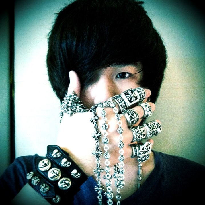 Me & Chrome Hearts