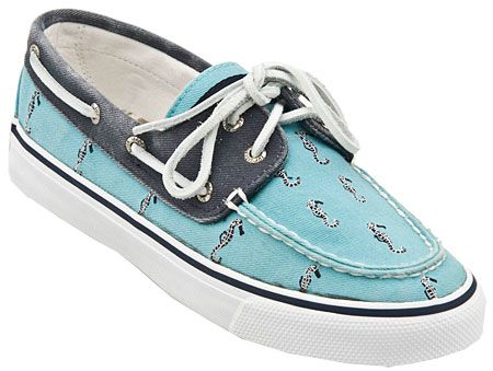 sperrys for women - My sister introduced me to these, and I like them!
