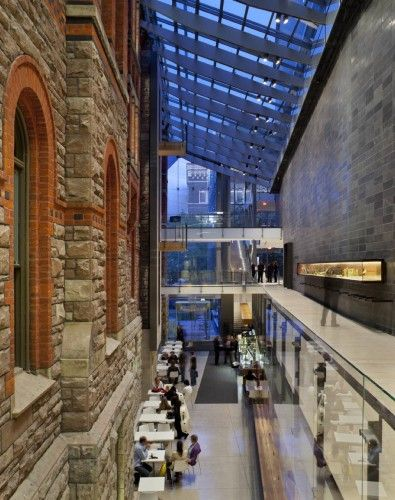 Then & Now @ The Royal Conservatory, TELUS Centre for Performance and Learning / KPMB Architects
