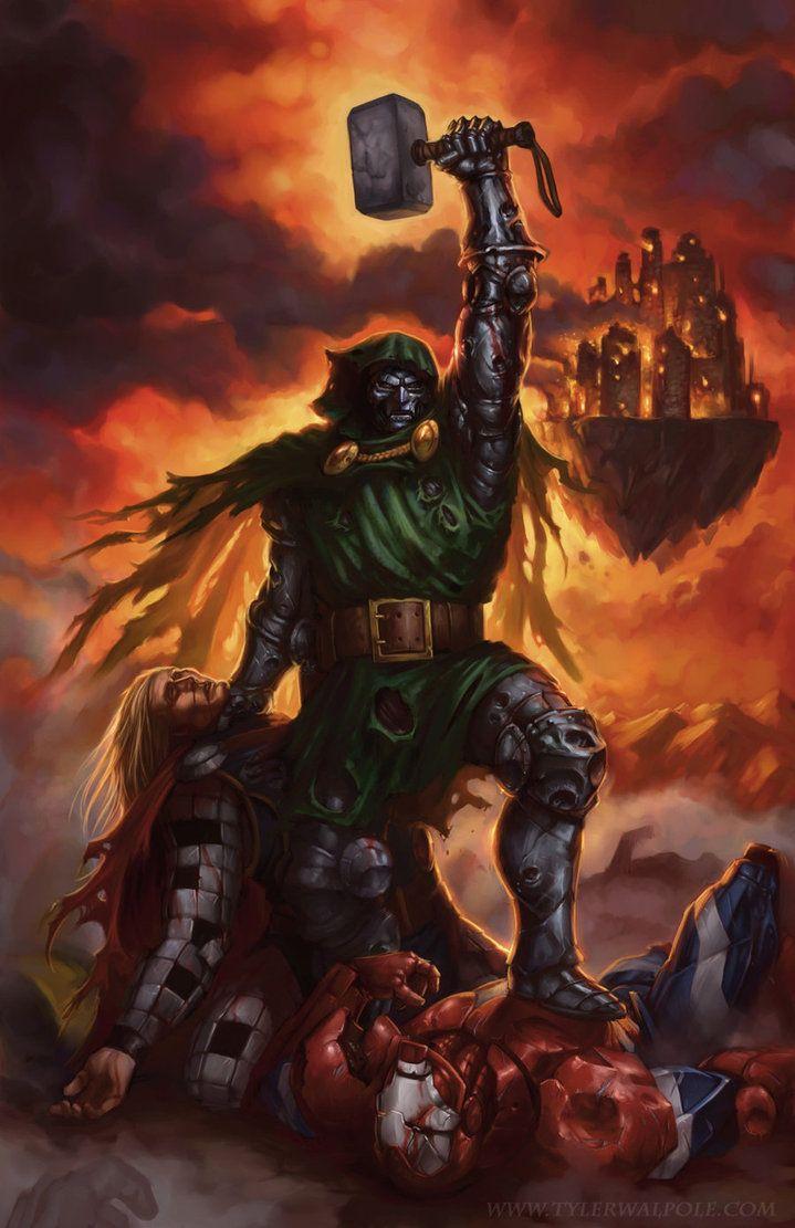 101 best Dr. Doom images on Pinterest