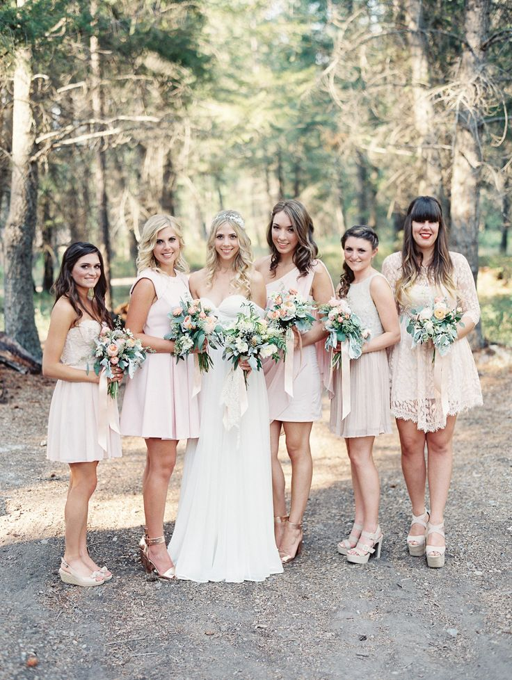 Romantic Country Montana Wedding at The Weatherwood Homestead  Read more - http://www.stylemepretty.com/2014/01/06/romantic-country-montana-wedding-at-the-weatherwood-homestead/
