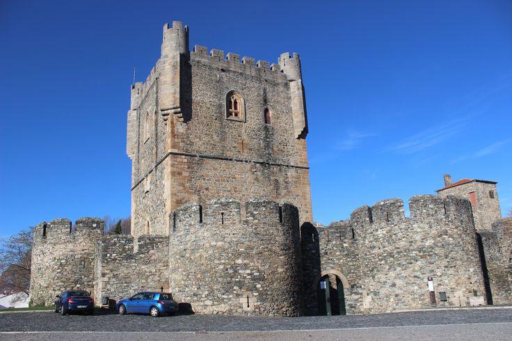 #Bragança Castle
