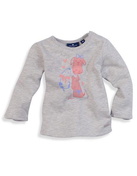 Baby Girls Sweatshirt   TOM TAILOR   ADLER Onlineshop - Günstige Mode für Damen, Herren & Kids