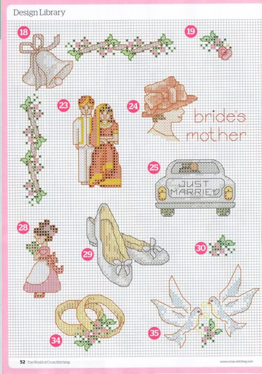 Gallery.ru / Фото #35 - The world of cross stitching 152 - WhiteAngel