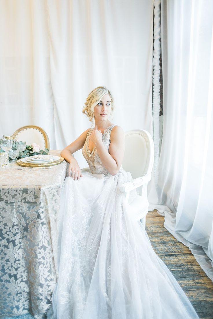 Timelessly Romantic Bride