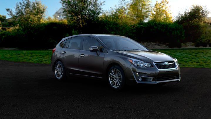 Subaru Impreza | 2015 Impreza Overview | Official Site