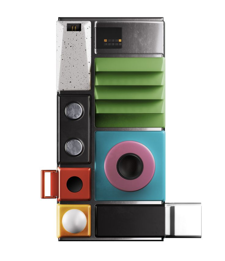 Lapka + Google Project Ara