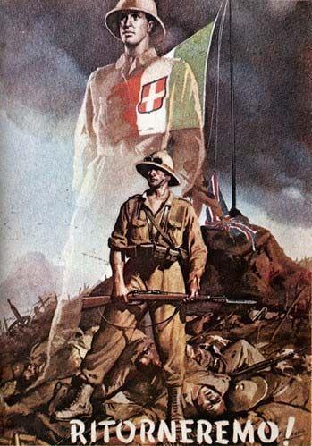 Italian Propaganda - Forgotten Futures