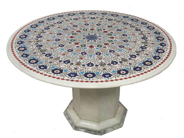 1000 ideen zu mosaiktische auf pinterest mosaik for Garten marmortisch