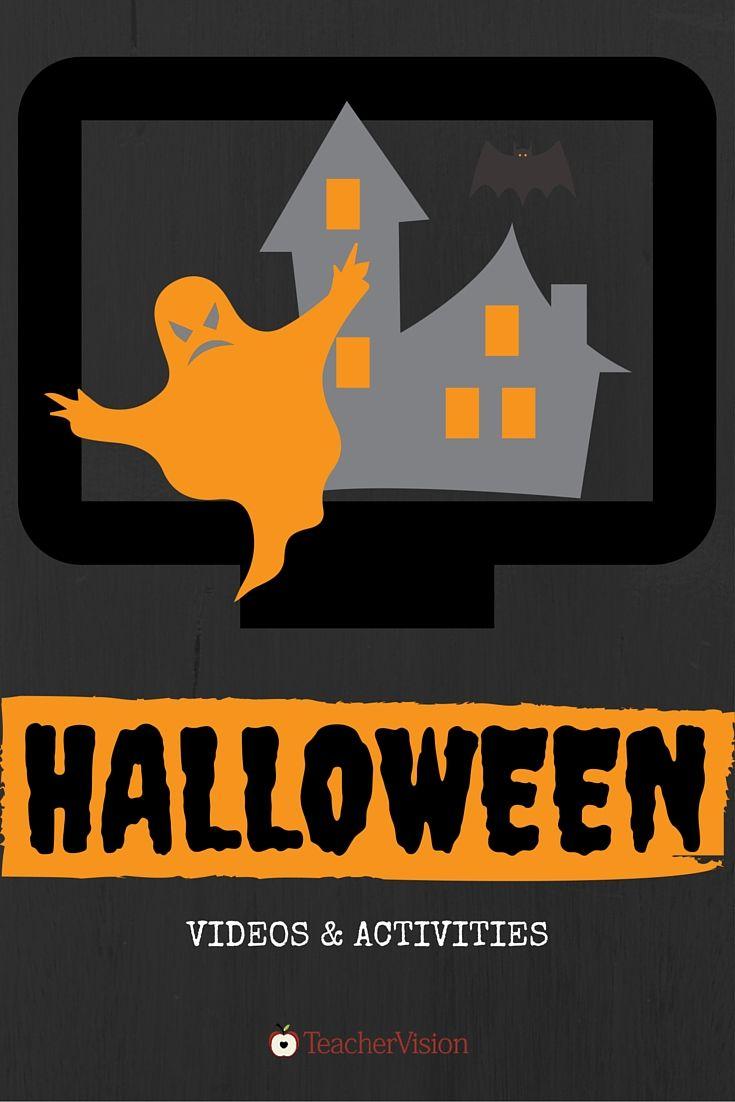 90 best Halloween Teaching Ideas images on Pinterest