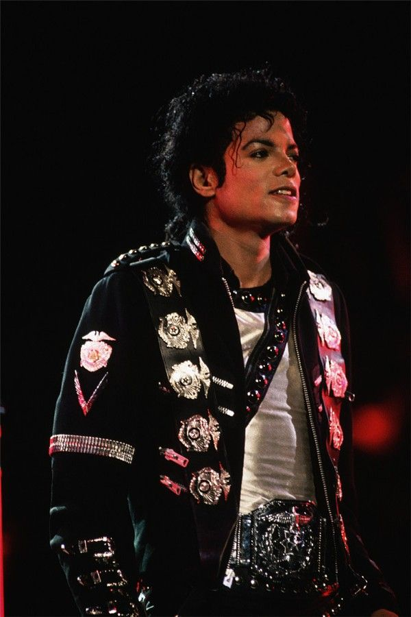 Michael Jackson Bad Tour 1988