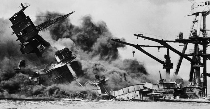 The Arizona was the US battleship that sustained the most damage and had the most casualties during the attack on Pearl Harbor.