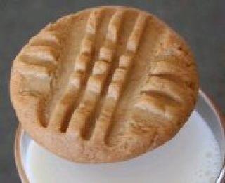 peanut butter cookies (recette en francais)