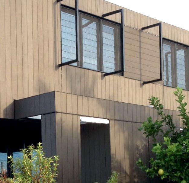 Listello Decking WPC legno Composito per Rivestimenti esterni - al mq | BSVillage.com