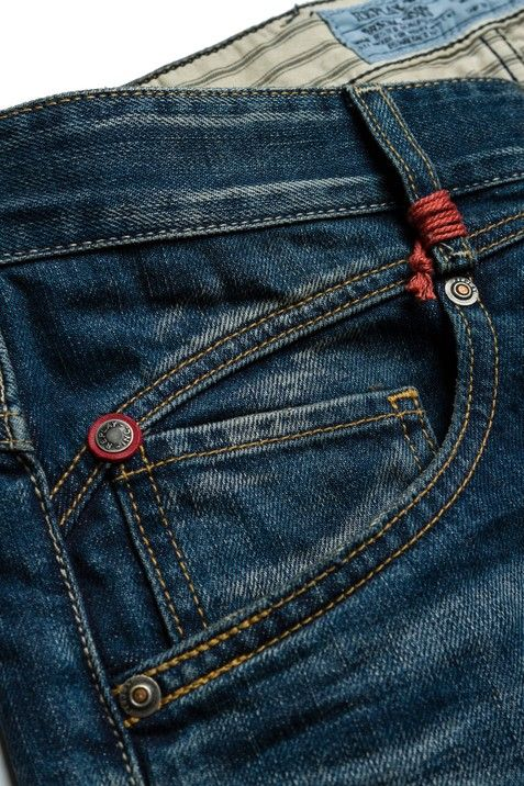 Replay jeans detail - I'm probably one of the few people who actually use that little pocket for what it was intended - a Fob Watch pocket.