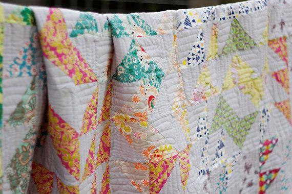 Handmade Quilt/Handmade Bedspread by