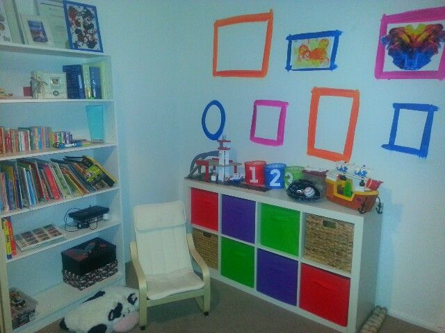 Reading/Art & chill out zone!