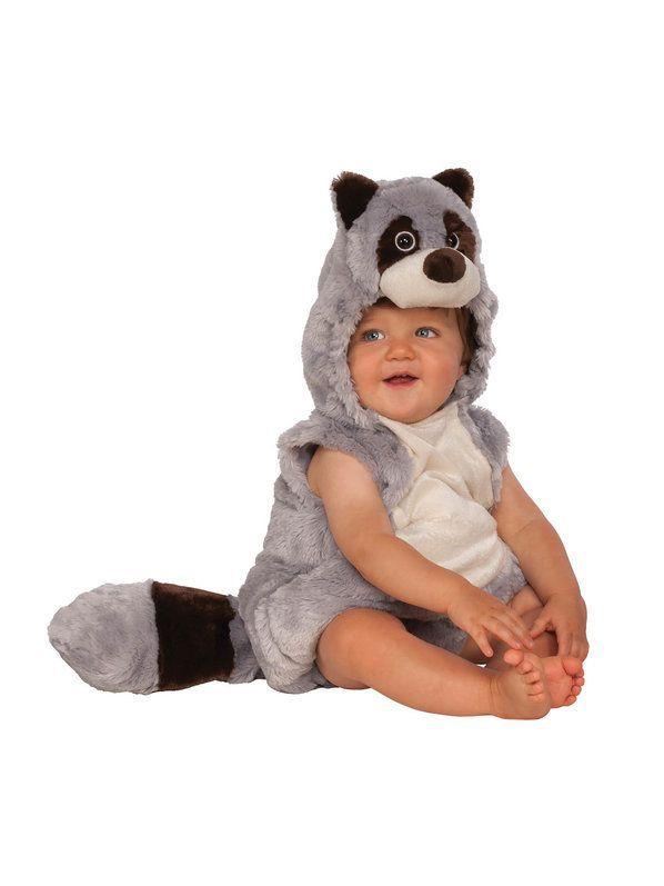 Raccoon Costume Baby Toddler Halloween Fancy Dress