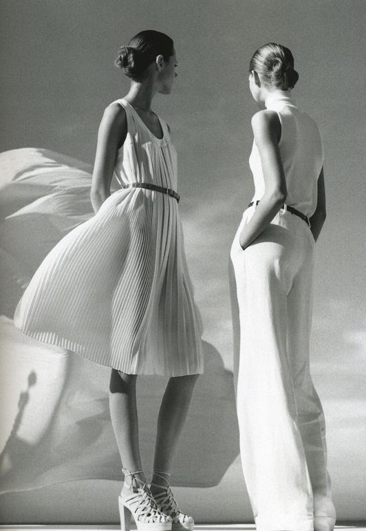 Hermès campaign; does anybody know the photographer and/or year of this?