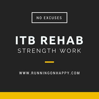 Running on Happy: Iliotibial Band Rehabilitation (or, ITB Rehab!)