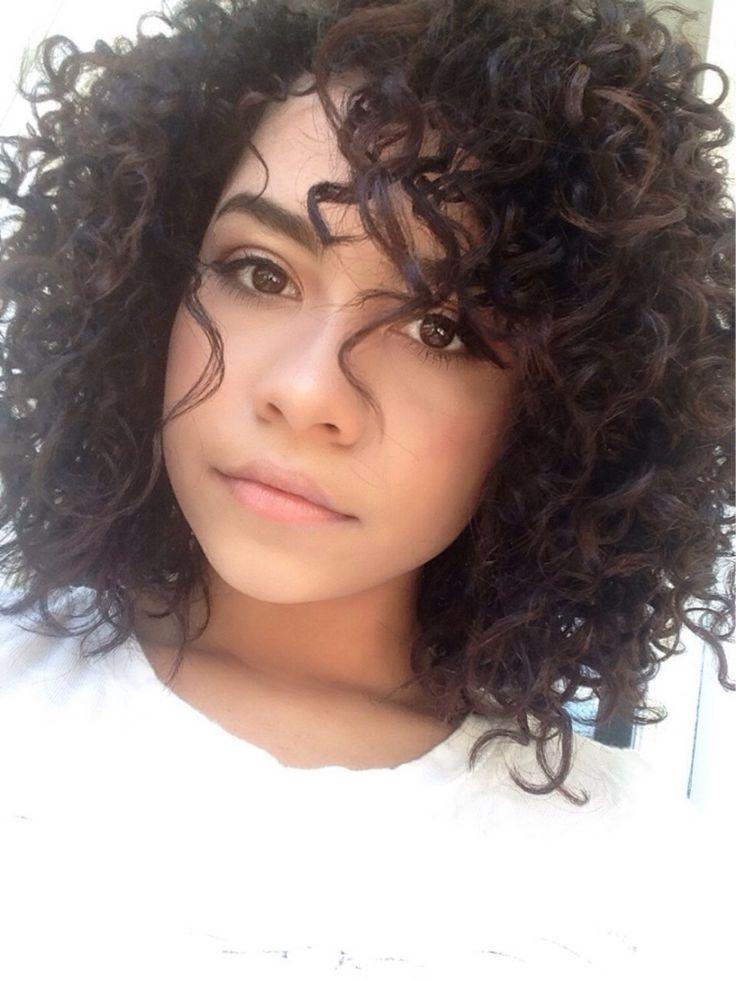 Natural 3b/3c curly hair                                                                                                                                                     More